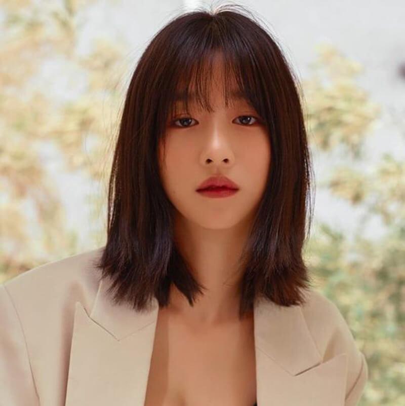 Kiểu tóc mặt dài 10