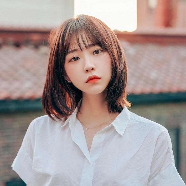 Kiểu tóc mặt dài 13