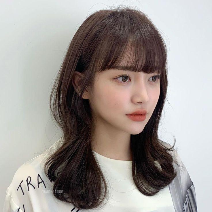 Kiểu tóc mặt dài 14