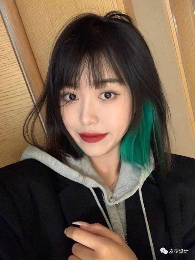 Kiểu tóc mặt dài 15