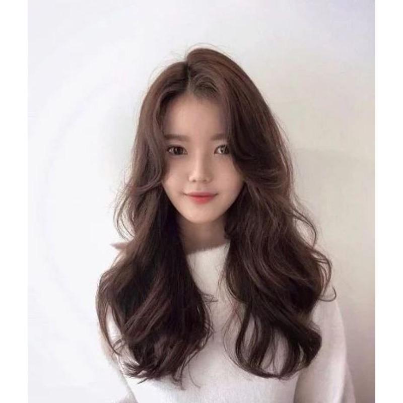 Kiểu tóc mặt dài 19