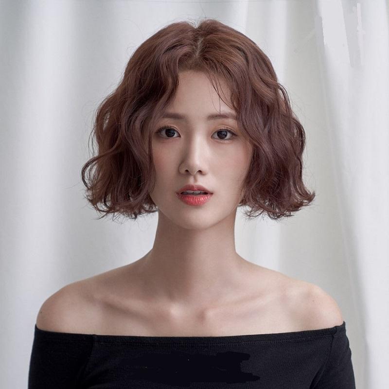 Kiểu tóc mặt dài