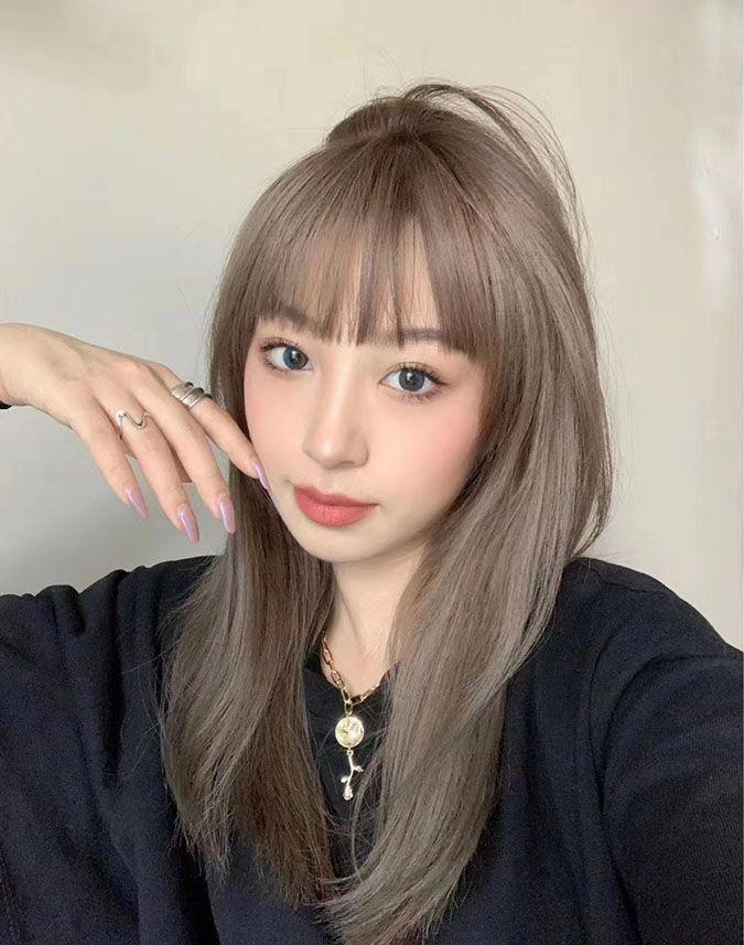 tóc màu nâu sữa 4-1