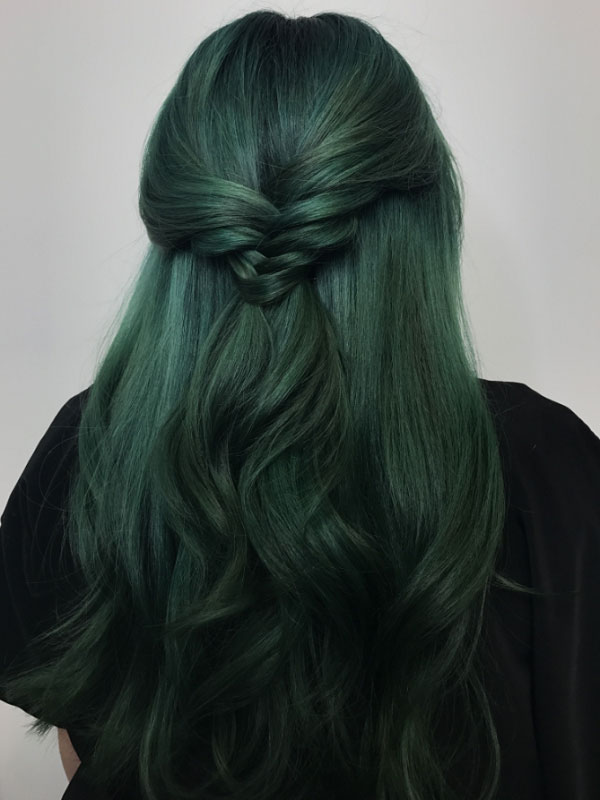 tóc màu xanh rêu_35