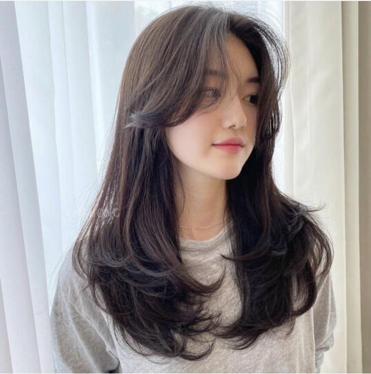 Kiểu tóc layer 17