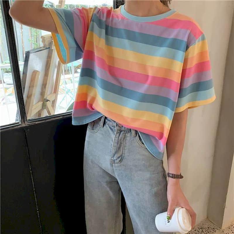 Trang phục màu sắc rực rỡ 15