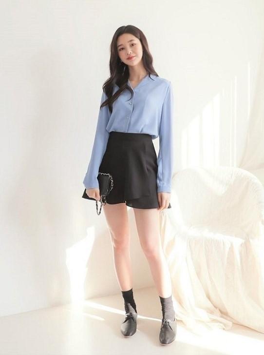 trang phục màu xanh biển _29