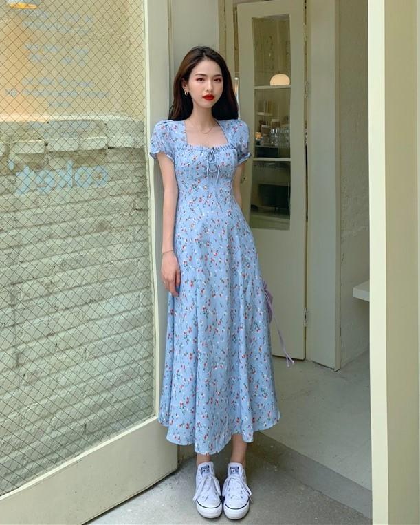 trang phục màu xanh biển _3