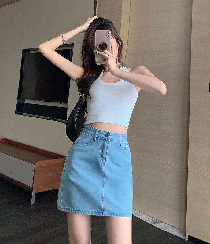 trang phục màu xanh biển _5