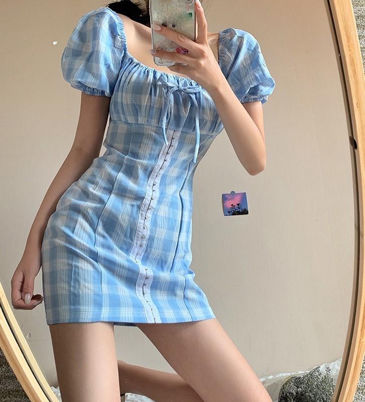 trang phục màu xanh biển _8