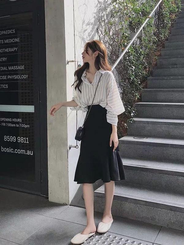 trang phục trắng đen_51