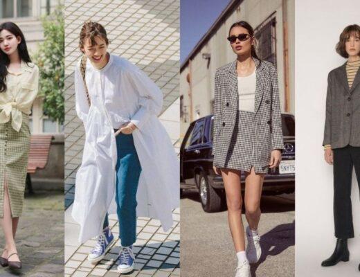 Chuẩn đẹp 5 phong cách quý cô công sở