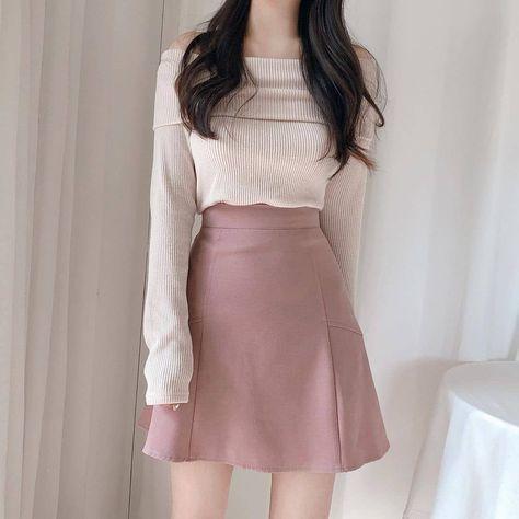 Thời trang màu trắng kem (11)