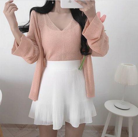 Thời trang màu trắng kem (18)