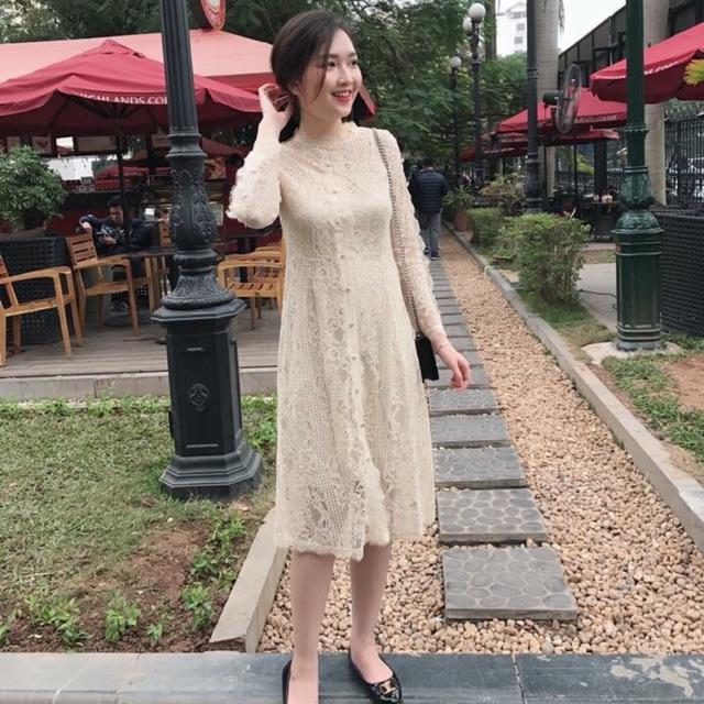 Thời trang màu trắng kem (2)