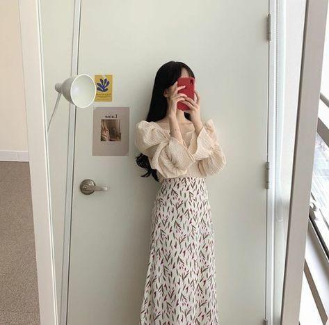 Thời trang màu trắng kem (36)