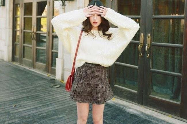 Cách phối đồ với áo len 2 (5)
