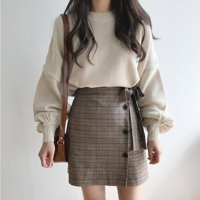 Cách phối đồ với áo len 2 (8)