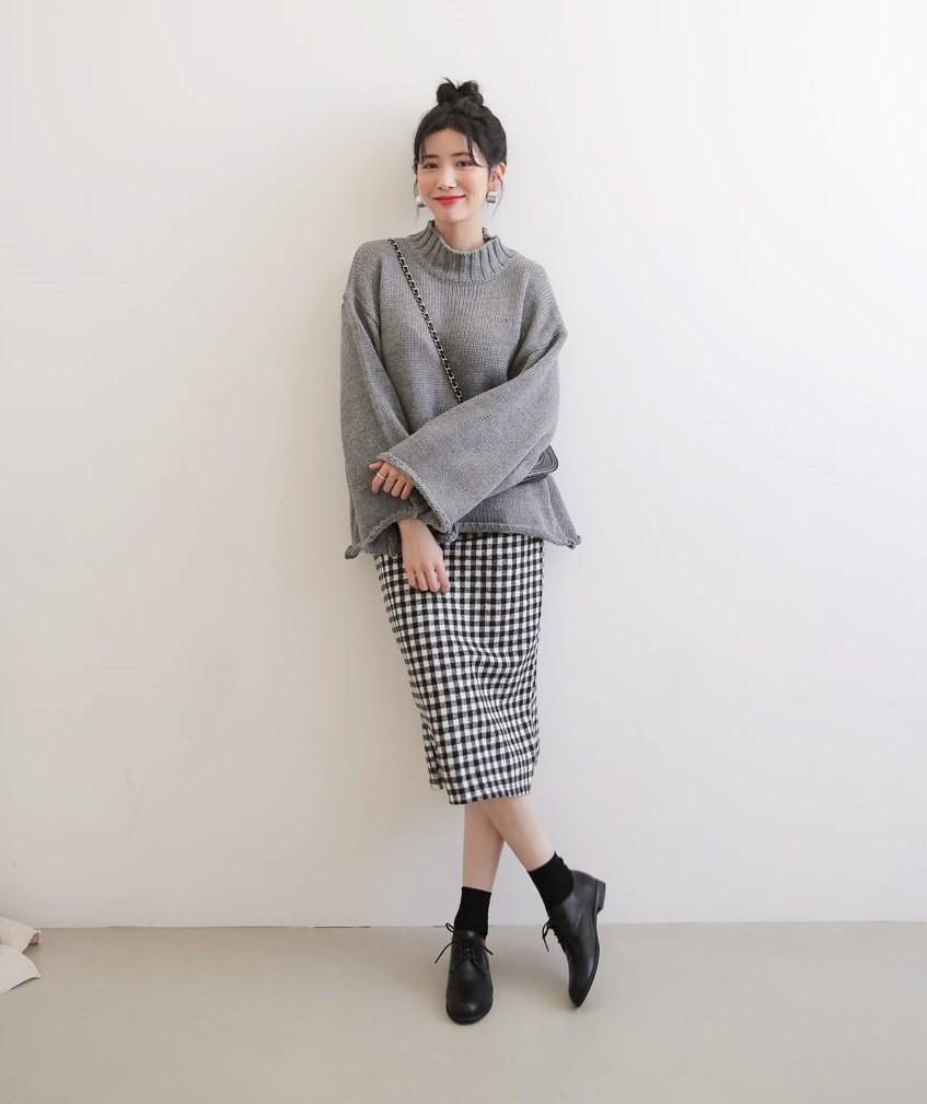 Cách phối đồ với áo len 2 (9)