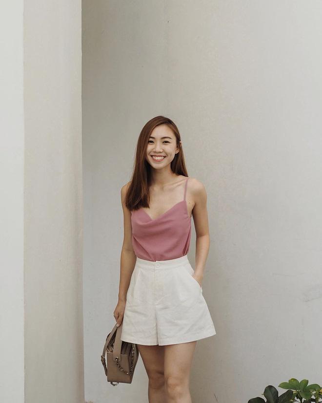 Cách phối đồ với trang phục màu hồng (1)