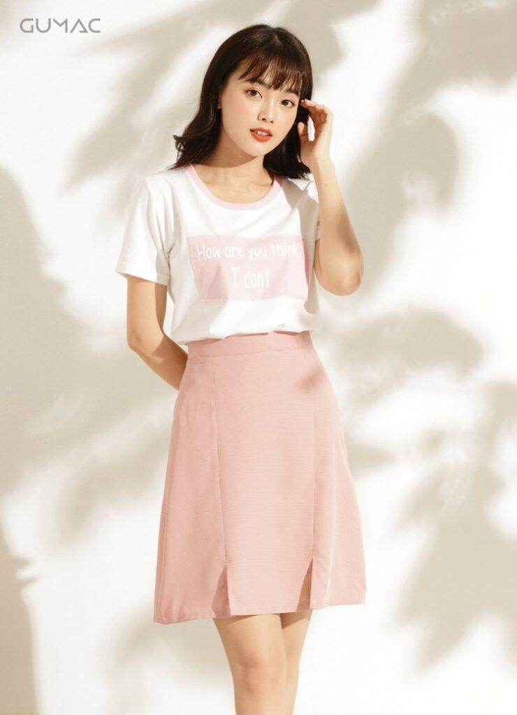 Cách phối đồ với trang phục màu hồng (25)