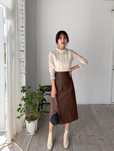 Phong cách thời trang Hàn Quốc (1)