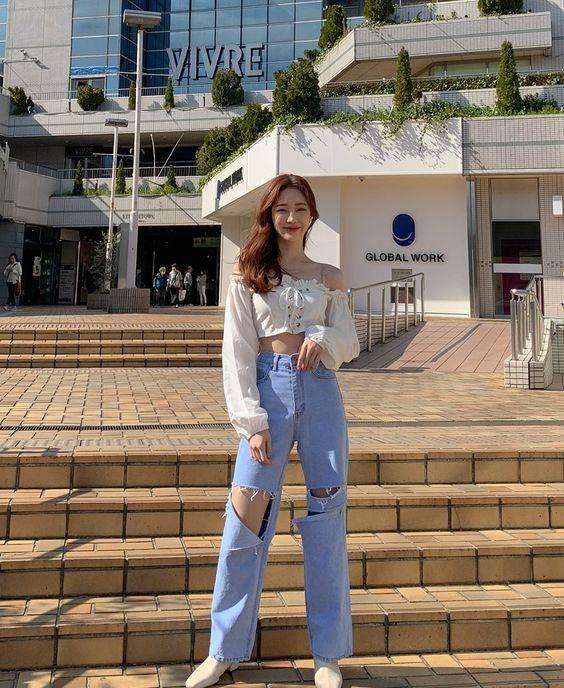 Phong cách thời trang Hàn Quốc (10)