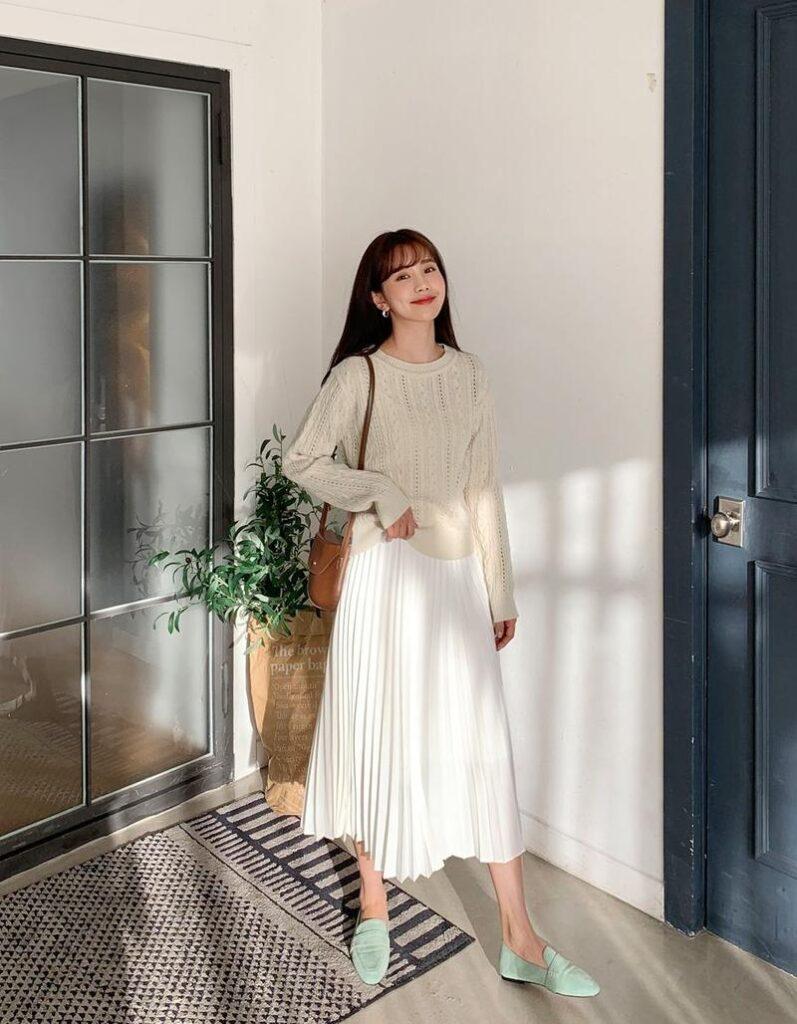 Phong cách thời trang Hàn Quốc 3
