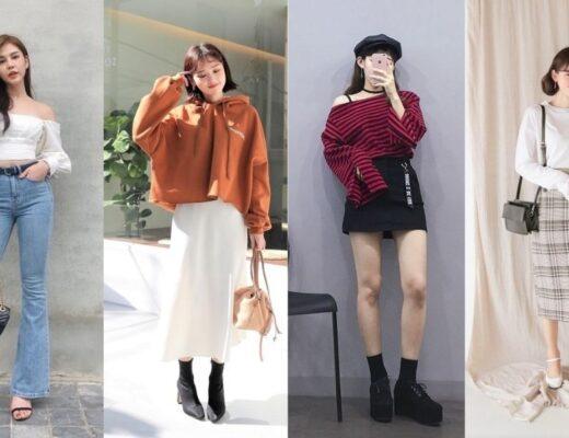 """""""Tiết lộ"""" 20+cách mix đồ theo phong cách thời trang Hàn Quốc"""